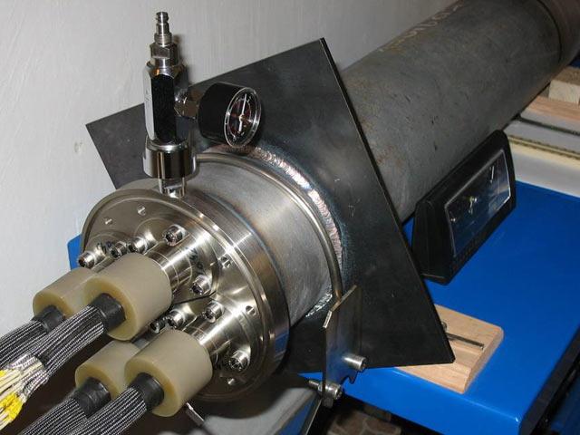 PGKK típusú, méréstechnikai kábelátvezető műhelyben felújított változata (MHKA-RM típus) - VISOLA